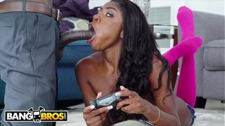 BANGBROS – Up, Down, Left, Right, B, A, Stick Your Dick In My Mouth