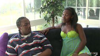 Hot and so Slutty Ebony Hoe Slammed by Bbc